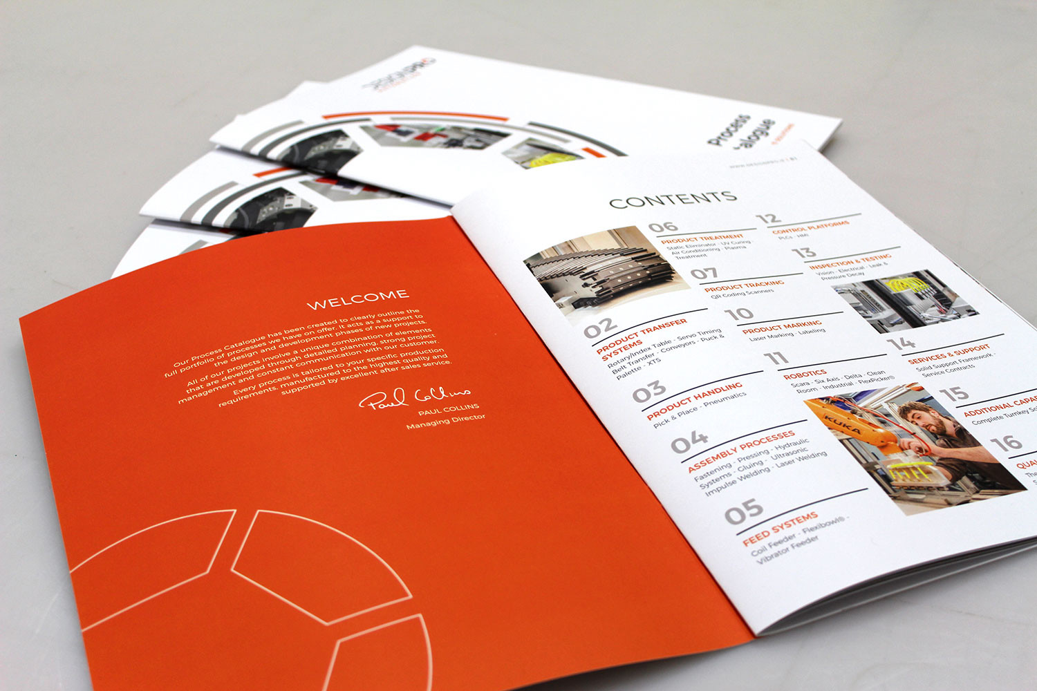 DesignPro Process Catalogue