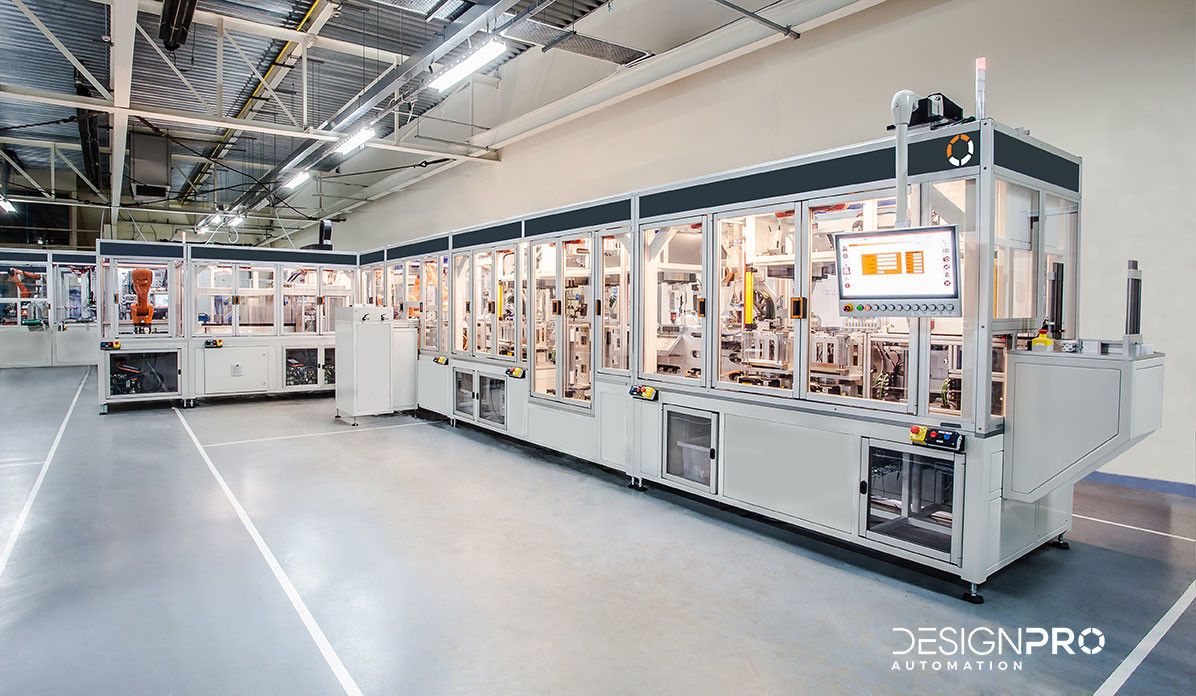 DesignPro Machine