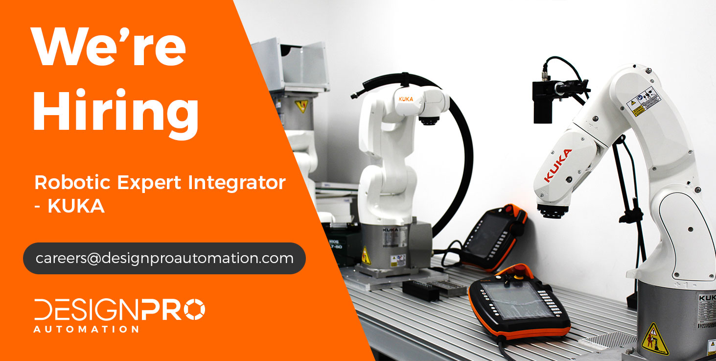 Robotic Engineer - KUKA