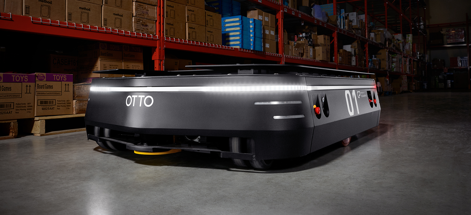 DesignPro joins forces with leading autonomous vehicle provider OTTO Motors