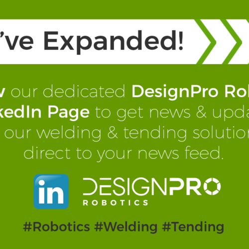 Follow DesignPro Robotics